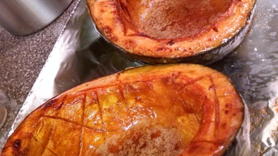 Photo of Chef John's Baked Acorn Squash by Chef John