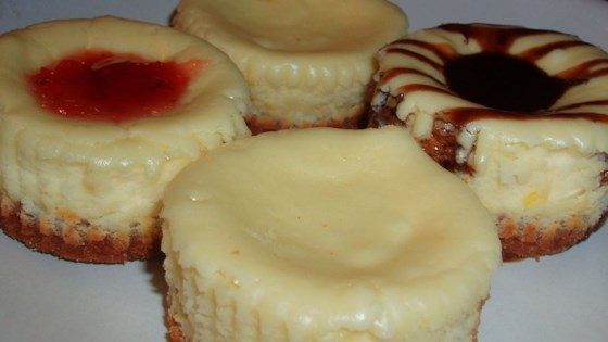 Photo of Cheesecake Cupcakes by amazingpitbull