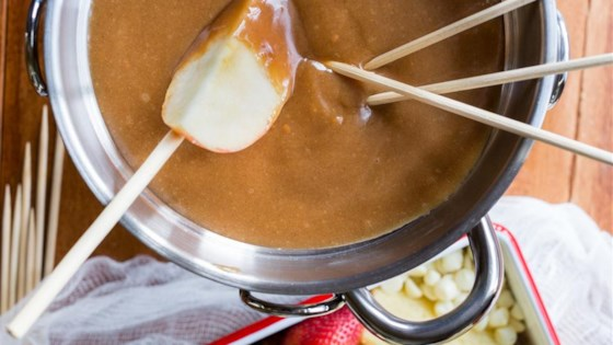 Photo of Peanut Butter Fondue by Debra