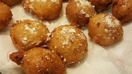 Photo of Cheese Fritters by Rachel