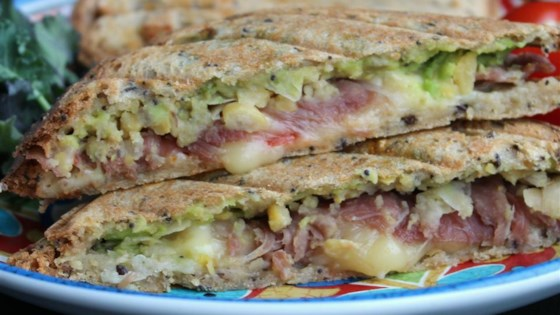 Photo of Avocado Prosciutto Ham Sandwich by Ambrosiasaladisgood