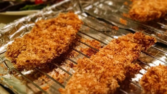 Photo of Maple-Pecan-Crusted Chicken by Greubel Rosie