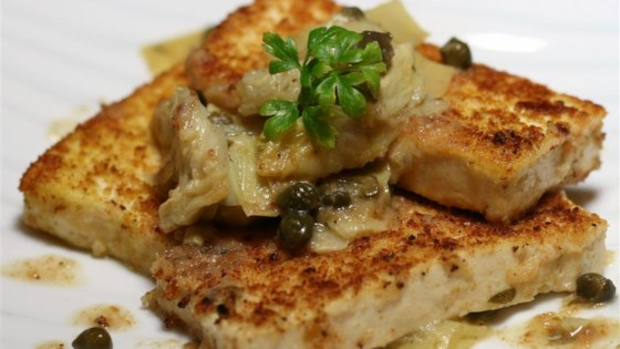 Photo of Tofu Piccata by marsto911