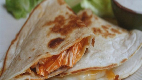 Slow Cooker Chicken Quesadillas Recipe