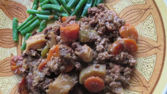 Photo of Slow Cooker Beef Stew with Parsnip by Kessie