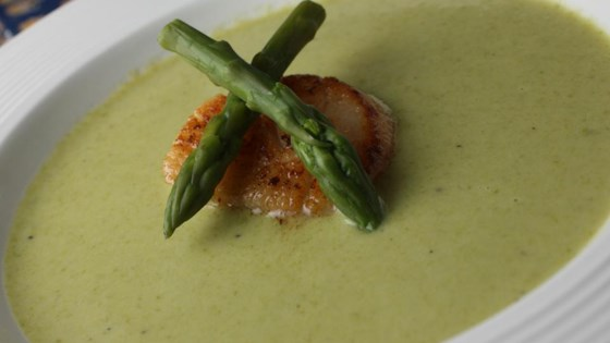 Photo of Cream of Fresh Asparagus Soup II by MARBALET