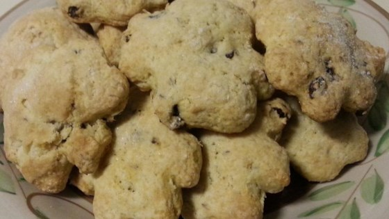 Photo of Irish Soda Bread Cookies by Laria Tabul