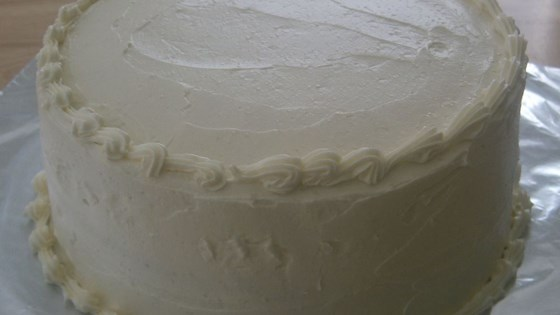 Photo of French Buttercream Frosting by Kristen Pontier