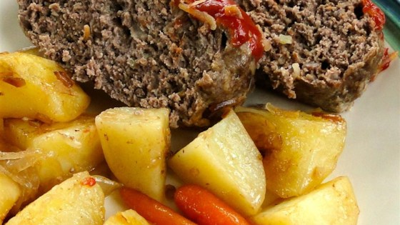 Photo of Clay Pot Meatloaf and Potatoes by SHORECOOK