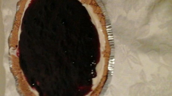 Photo of Blueberry Cream Cheese Pie by rtigger4