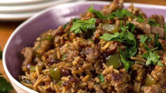 Photo of Cajun Sausage and Rice from Knorr® by Knorr