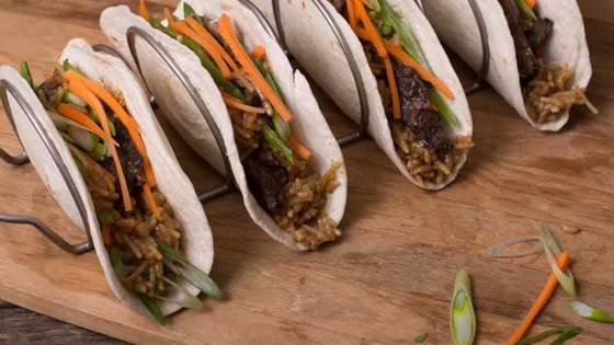 Photo of Korean BBQ Beef Tacos by Knorr