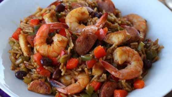 Photo of Mardi Gras Jambalaya by Knorr