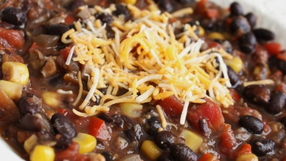Photo of Black Bean Chili by JANED