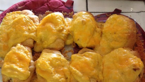 Photo of Crescent Roll Leftover Chicken by Cindy Petersen