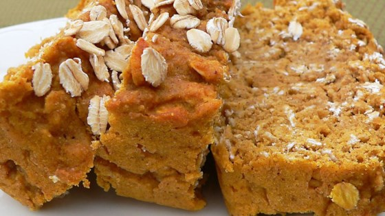 Photo of Pumpkin Oat Bread by happiestmama