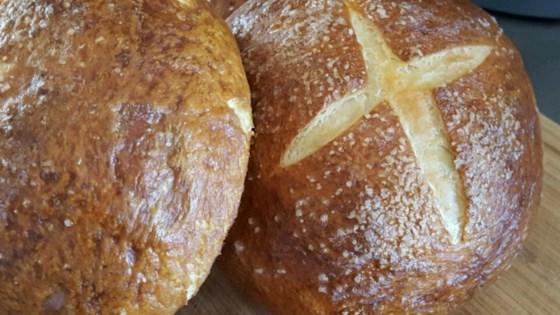 Photo of DSF's Pretzel Bread by DrSeussFreak