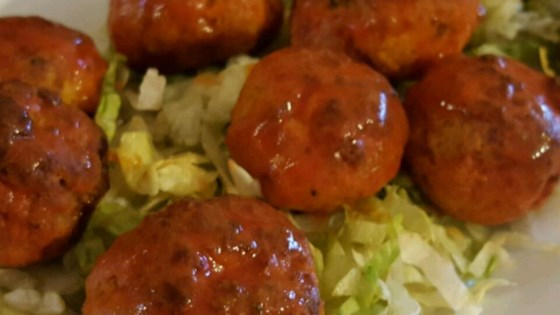 Photo of Buffalo Chicken Balls by doconez