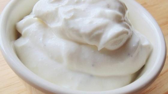Photo of Creamy Horseradish Sauce by Jandeebee