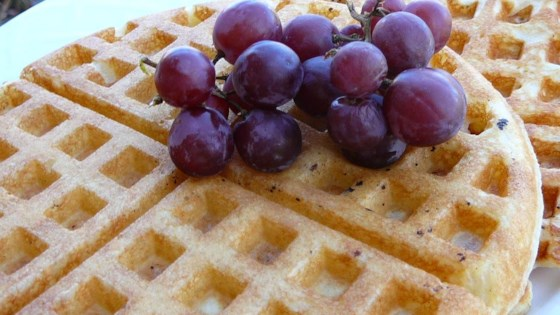 Photo of Aunt Gun-Marie's Waffles by sonjagroset