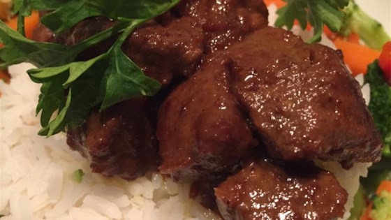 Photo of Rendang Gaging (Beef Stew) by shakiraayden