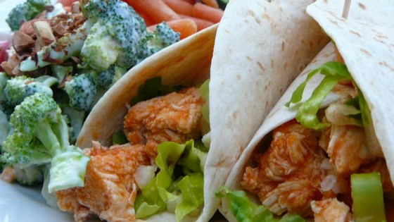 Photo of Buffalo Chicken Wraps by lsk