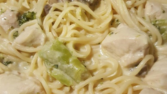 Photo of Chicken Linguine a la Me by BLONDIE1020