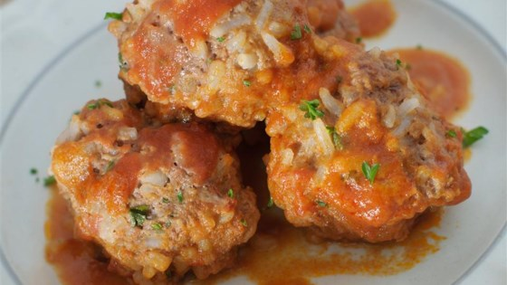 Photo of Melinda's Porcupine Meatballs  by Melinda S.