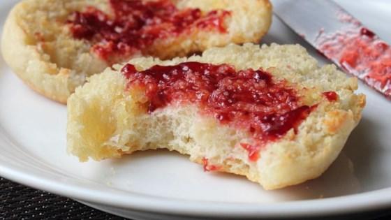 Easy English Muffins Recipe