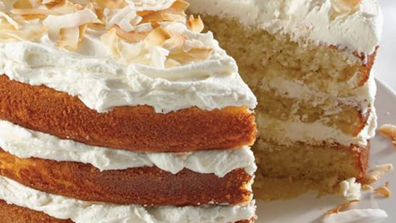 Photo of Ultimate Coconut Cake by McCormick Spice