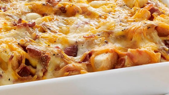 Photo of Cheesy Bacon & Eggs Brunch Casserole by McCormick Spice