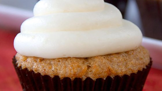 Carrot Cake Cupcakes With Lemon Cream Cheese Frosting Recipe