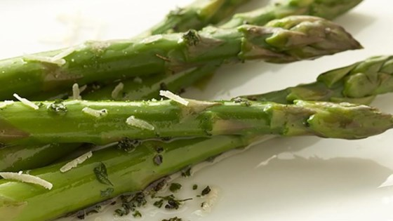Photo of Basil and Parsley Asparagus by McCormick Spice