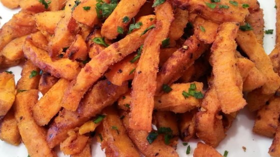 Photo of Delicious Sweet Potato Fries by RACH7H