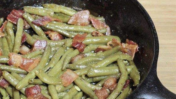 Photo of Southern Fried Green Beans by Tammy