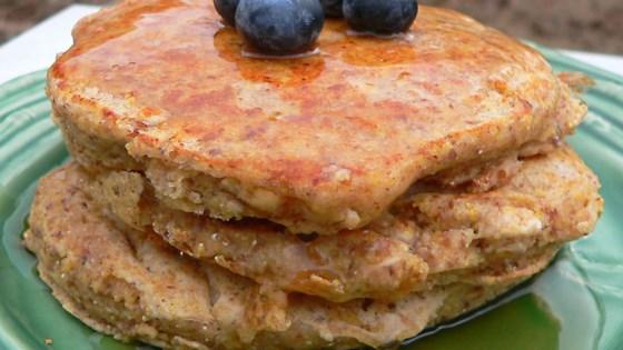 Photo of Whole Grain Pancakes by Jennifer Goss