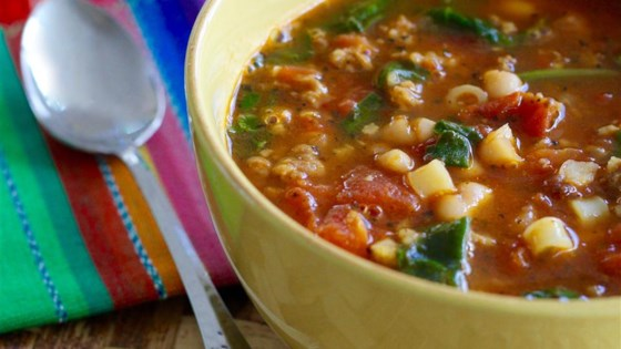 Photo of Pasta Bean Soup by RAGTIMEWALTZER