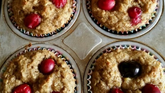 Photo of Lighter Banana Crumb Muffins by aradi