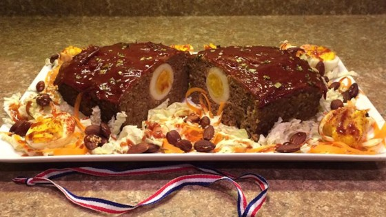 Photo of Mom's Best Meatloaf by Carolyn