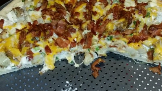 Photo of Baked Potato Pizza by Brent BeSaw