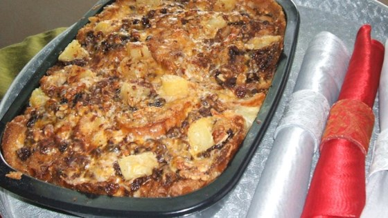 Photo of Capirotada (Mexican Bread Pudding) by Gloria A.