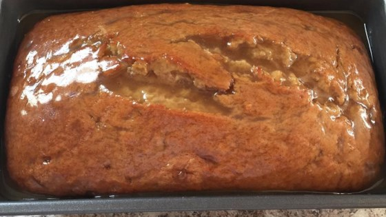 Salted Caramel Banana Bread Recipe