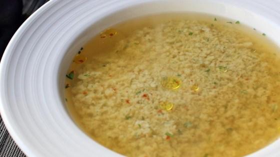 Photo of Stracciatella Soup by Chef John