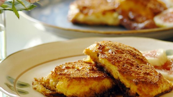 Photo of Creme Brulee French Toast by SANDIPANTS
