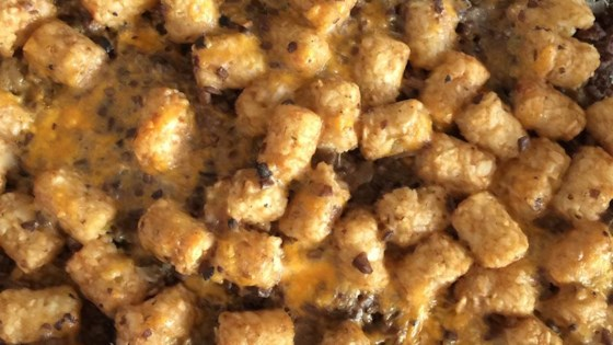 Photo of Easy Tater Tot® Casserole by Carol White Howden