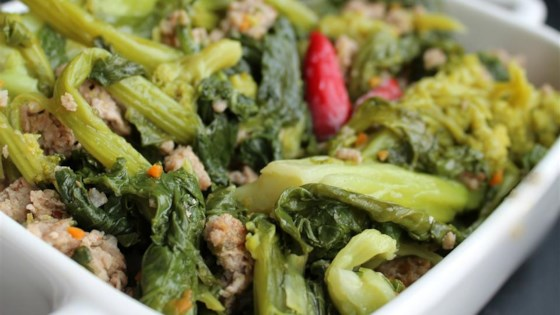 Photo of Broccoli Rabe with Sausage by JessJ510