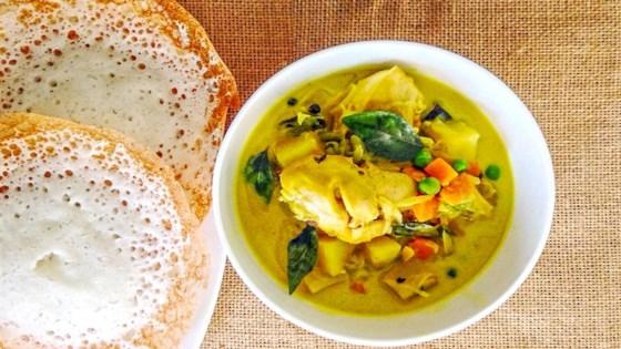 Chicken Stew (Kerala-Style)