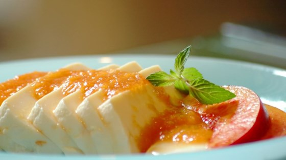 Photo of Delicate Tofu in Apricot-Honey Sauce by CHAMMI