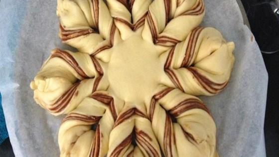Photo of Cookie Butter Brioche Star by Carla Maria