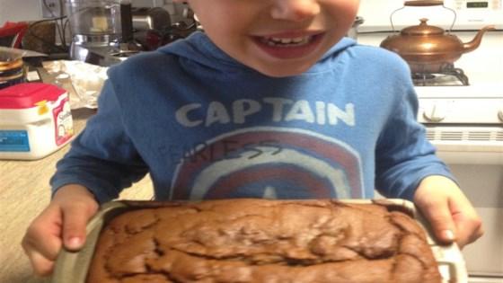 Photo of Teddy's Spicy Sweet Potato Bread by SarahJane